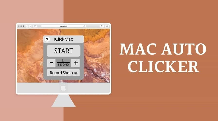 Auto Clicker for Mac OS